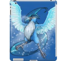 Articuno BITTER FROST Edition iPad Case/Skin