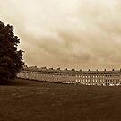 Royal Crescent by Carol Bleasdale