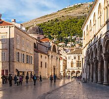 Evening in the Old Town by TomGreenPhotos