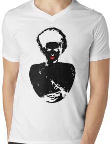 Negative Bride Mens V-Neck T-Shirt