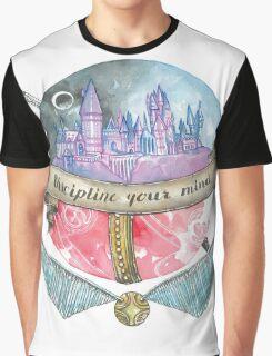Discipline Your Mind Graphic T-Shirt