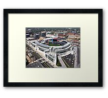 Washington Nationals Stadium Framed Print