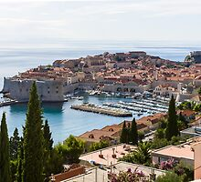 Dubrovnik Old Town by TomGreenPhotos