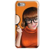 Velma_Scooby Doo iPhone Case/Skin
