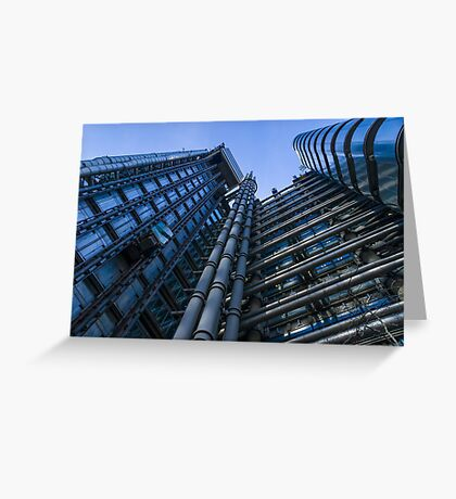 Lloyds of London Greeting Card
