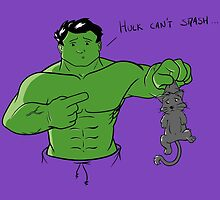 Hulk can't smash... by CuberToy