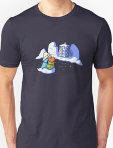 Do You Want to Build a Tardis? Unisex T-Shirt