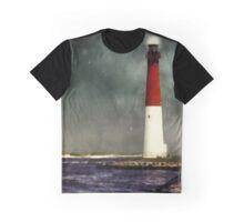 Summer Night at the Shore Graphic T-Shirt