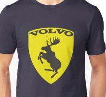 Volvo Prancing Moose Emblem Unisex T-Shirt