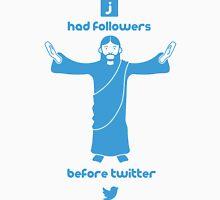Tweeting Jesus Classic T-Shirt