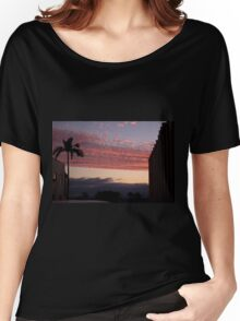 Magical Carpet ~ Sunset Ride, Rankin St. Innisfail Qld Women's Relaxed Fit T-Shirt