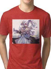 Vivi Cool Tri-blend T-Shirt