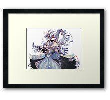 Vivi Cool Framed Print