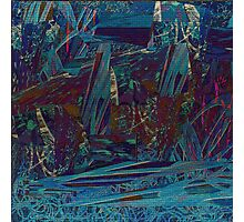 1150 Abstract Thought Photographic Print