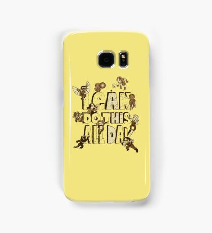 I can do this Samsung Galaxy Case/Skin
