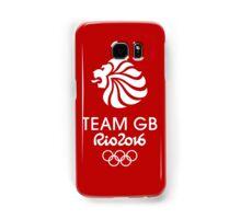 Rio 2016 Team GB Samsung Galaxy Case/Skin