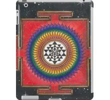 Shri Yantra Mandala  iPad Case/Skin