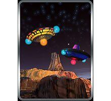CE3K UFOs V2 Photographic Print