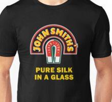 JOHN SMITH PURE SILK GLASS BEER Unisex T-Shirt