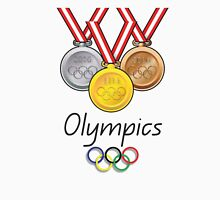 Olympics Medals Unisex T-Shirt