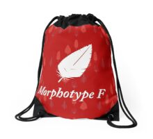 Ancient feathers type MF Drawstring Bag