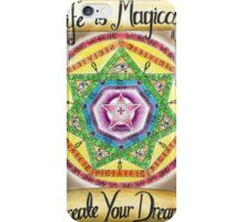 Life is Magical iPhone Case/Skin