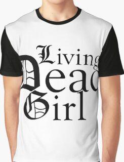 Living Dead Girl Graphic T-Shirt