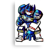 Transformers Soundwave Canvas Print