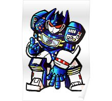 Transformers Soundwave Poster