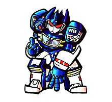 Transformers Soundwave Photographic Print