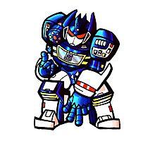 Transformers Soundwave Photographic Print