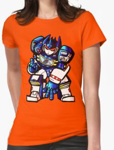 Transformers Soundwave Womens Fitted T-Shirt