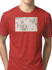 The Big Lebowski 3 Tri-blend T-Shirt