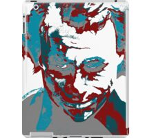 Joker joke iPad Case/Skin