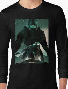 Master Chief Halo Long Sleeve T-Shirt