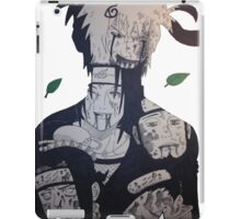 After sadness and sorrow, acceptance. iPad Case/Skin