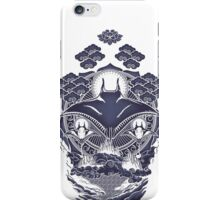 Mantra Ray iPhone Case/Skin