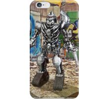 Don't blame us! We just got here! iPhone Case/Skin
