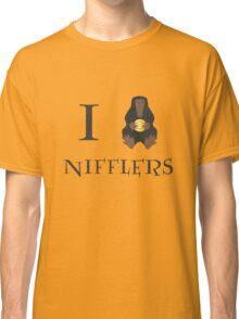 I Love Nifflers! Classic T-Shirt