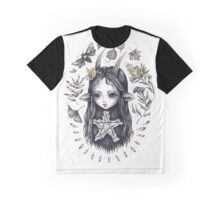 Autumn Imp Graphic T-Shirt