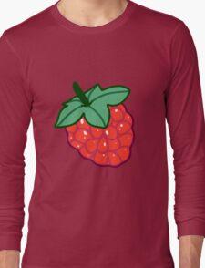 Red Raspberry Long Sleeve T-Shirt