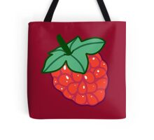Red Raspberry Tote Bag