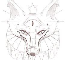 Fox King by Alex Cunningham