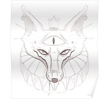 Fox King Poster