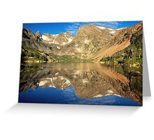 Lake Isabelle Greeting Card