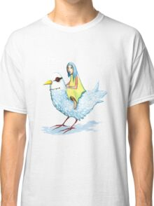 Birds fly Classic T-Shirt