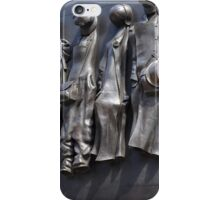 Memorial to the Women of WWII, London iPhone Case/Skin