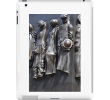Memorial to the Women of WWII, London iPad Case/Skin