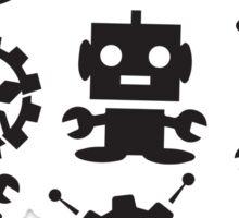 Old School Monster Gear Sticker