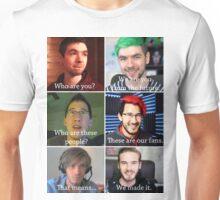 We Made It Unisex T-Shirt